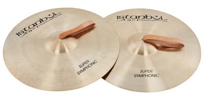 "Istanbul Agop Super Symphonic 20"""