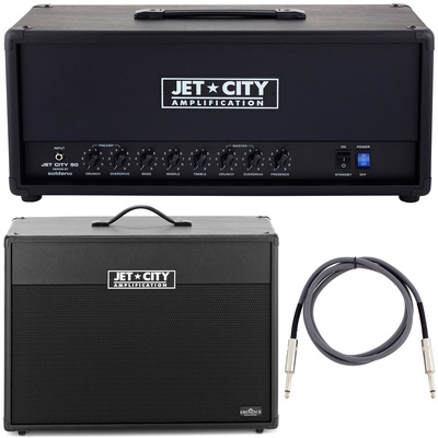 Jet City Amplification JCA50H Bundle 1