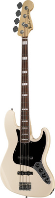 Fender American Deluxe J-Bass RW OW