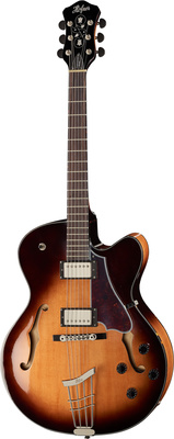 Höfner Superluxe E2-SB-0 Jazz Guitar