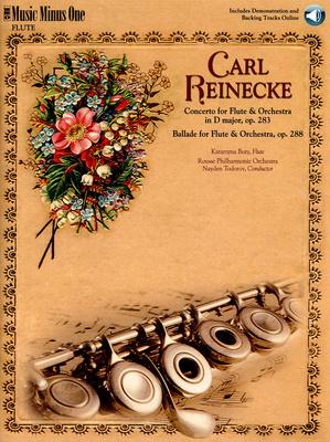 Music Minus One C.Reinecke Concert f.Flute