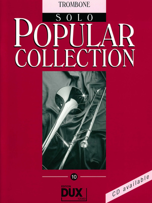 Edition Dux Popular Collection 10 Tromb