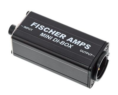 Fischer Amps Mini DI-Box B-Stock