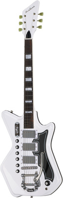 Eastwood Guitars Airline 3P 59 DLX WH B-Stock