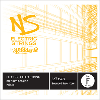 Daddario NS516 low F E-Cello medium