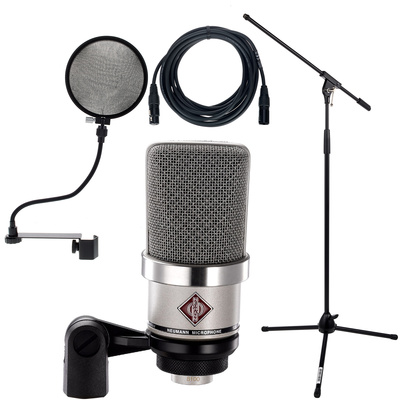 Neumann TLM 102 Nickel Bundle