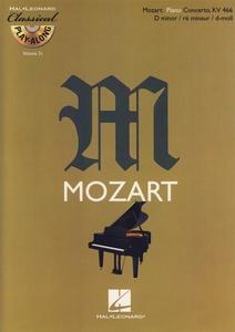 Hal Leonard Mozart Piano Concerto KV 466