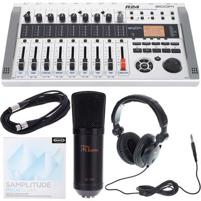 Zoom R24 Bundle