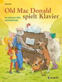 Schott Old Mac Donald Spielt Klavier