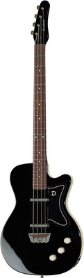 Danelectro 56 Single Cut Bass Dolphin BK