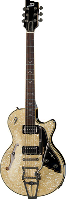 Duesenberg Starplayer TV Creamy Pearl