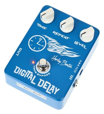 Harley Benton Digital Delay B-Stock