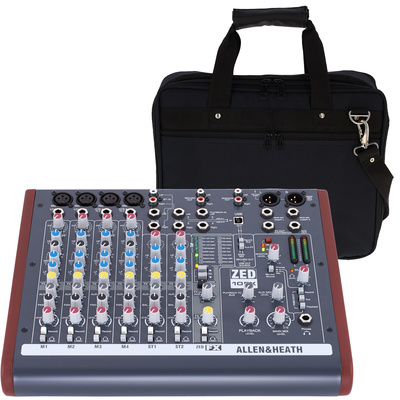 Allen & Heath ZED-10FX Bundle