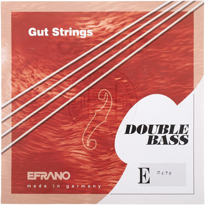 Efrano KB400H/B Gut DoubleBass String