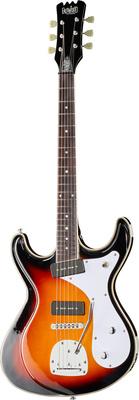 Eastwood Guitars Sidejack DLX SB