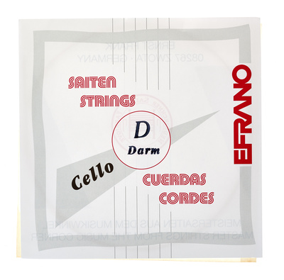 Efrano CE180/S C Gut Cello String