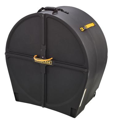 Hardcase HNMB28 Marching Bass Drum Case