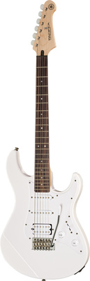 Yamaha Pacifica 012 White