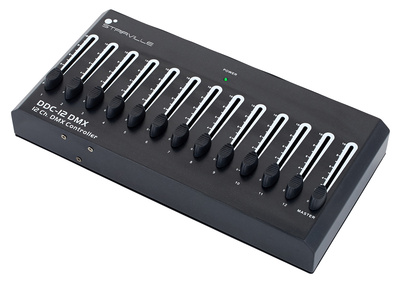Stairville DDC-12 DMX Controller B-Stock