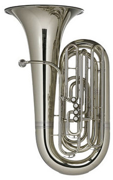 Melton 2011FA-S Bb-Tuba Front Action