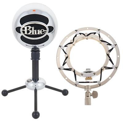 Blue Snowball Alu Ringer Bundle