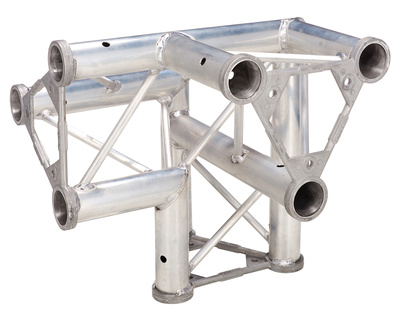 Global Truss M25C31AS 90° 3-Way Cor B-Stock