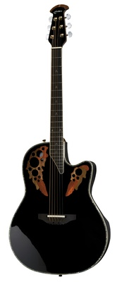 Ovation C2078AX-5 Custom Elite BK