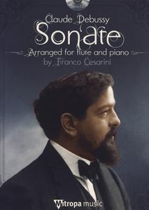 Mitropa Music Debussy Sonate Flute
