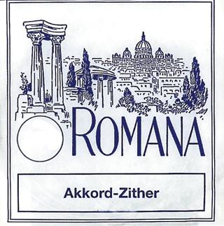 Romana Akkordzither Strings F3 Akkord