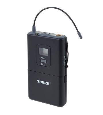 Shure SLX 1 / H5 B-Stock