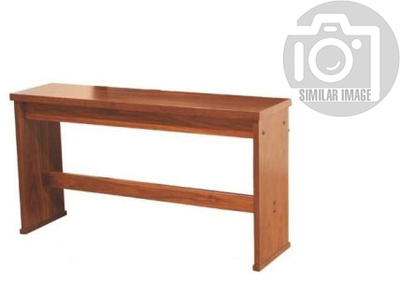 Viscount Organ Bench Light Oak 30