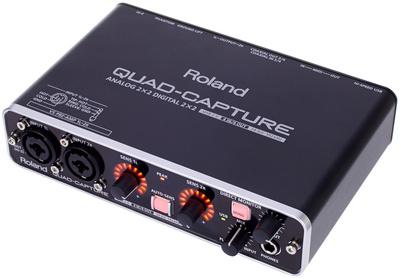 Roland UA-55 Quad-Capture B-Stock
