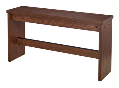 Viscount Organ Bench Dark Oak 27