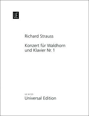 Universal Edition Konzert für Waldhorn u.Klavier