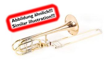 "S.E. Shires BII 7 YM 10"" Bass Trombone"