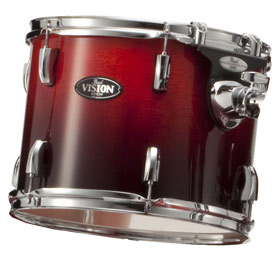 Pearl VBL 10x08 Tom Ruby Fade #232