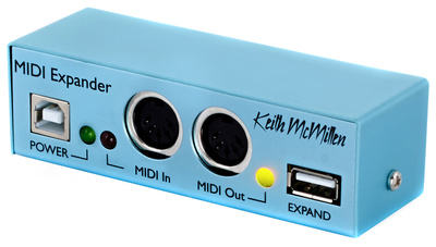 Keith McMillen SoftStep Midi-Expander B-Stock