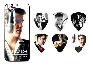 Dunlop Elvis Wert Tin Pick Set