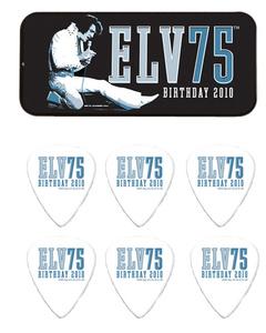 Dunlop Elvis 75th Pick Set