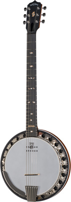 Deering Boston 6 String A/E Banjo