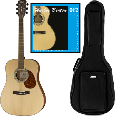 Cort Earth 100 NS Bundle