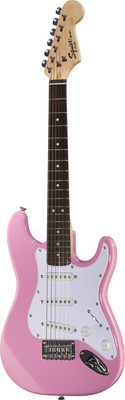 Fender Squier Strat Mini pink