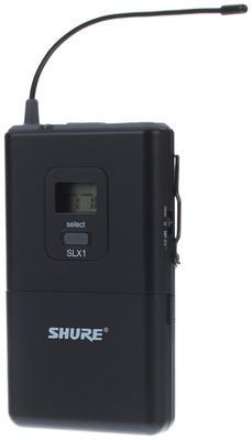 Shure SLX 1 / Q24