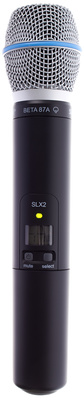 Shure SLX 2 / Beta 87A / Q24 B-Stock