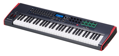 hook up Midi-toetsenbord om de logica