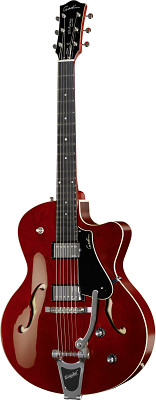Godin 5th Avenue Uptown Trans Red