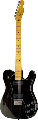 Fender Modern Player Tele Thinline BK