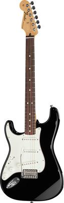Fender Standard Strat RW BLK LH