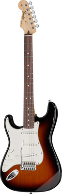 Fender Standard Strat RW BSB LH