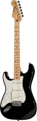 Fender Standard Strat MN BLK LH